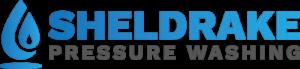 Sheldrake Pressure Washing Logo